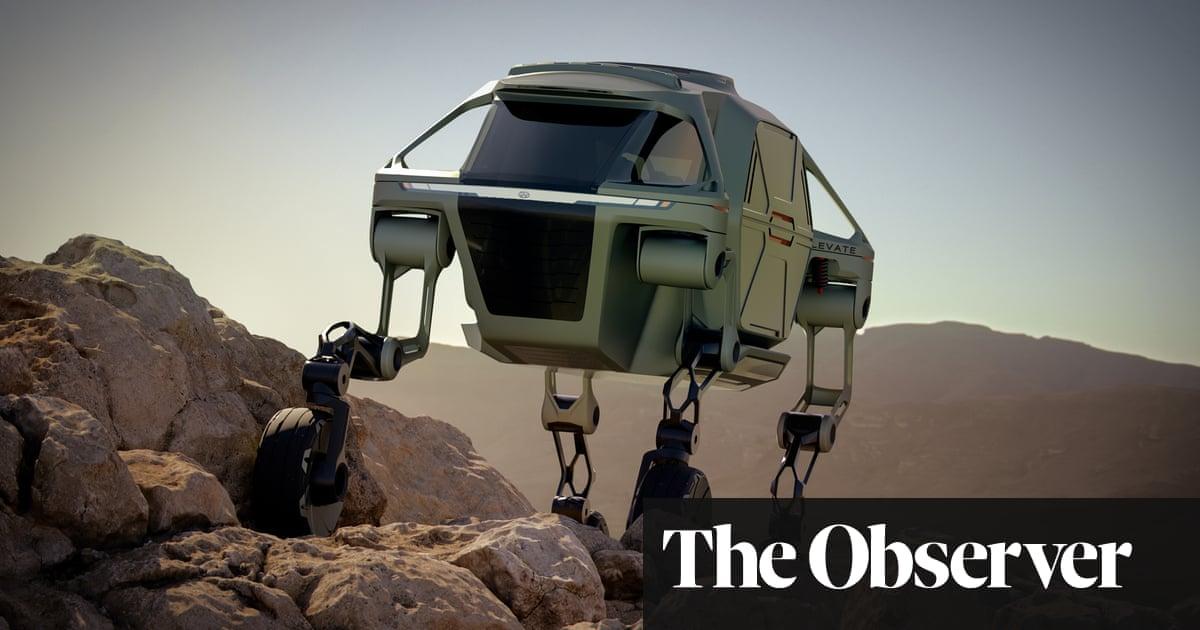 Hyundai Elevate: 'The World's First Walking Car' | Martin Love