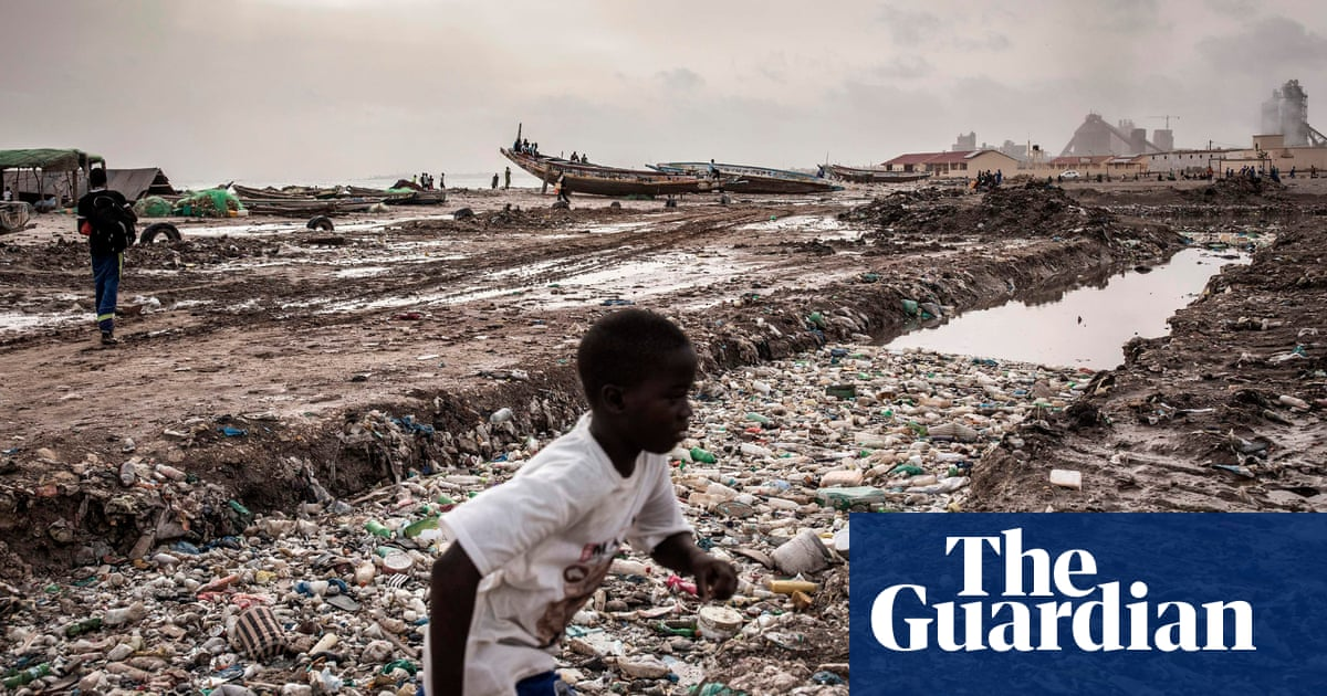 UK urged to take lead in helping poor countries fund climate action