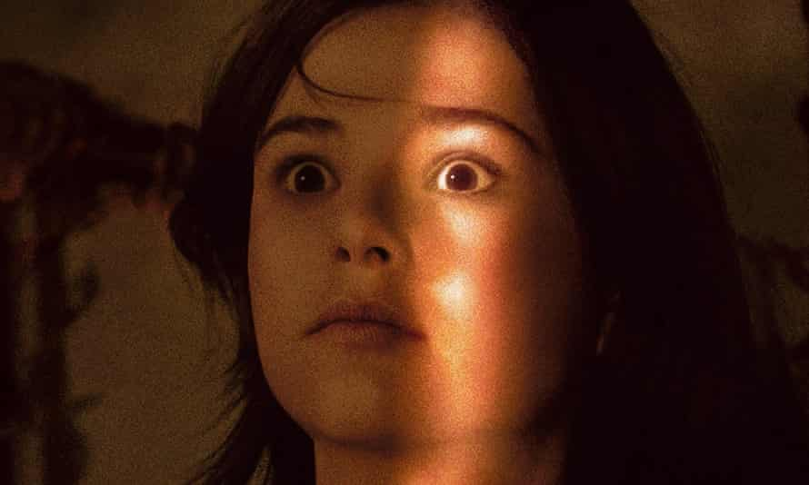 Stefanie Scott in Insidious, the 2011 horror film that was shown to subjects in the Dutch study.