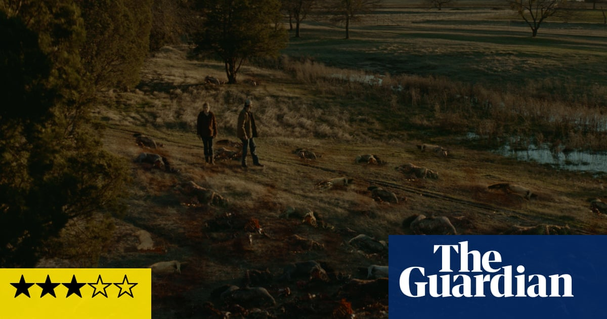 The Dark and the Wicked review – devilishly directed farmhouse horror