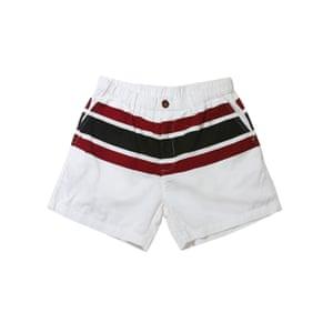 Shorts, £25, Urban Renewal urbanoutfitters.com