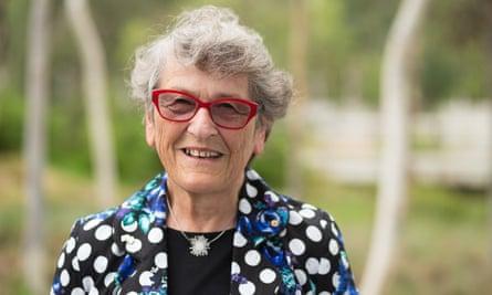 Senior South Australian of the Year Monica Oliphant in January 2016