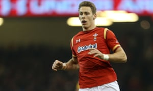 Liam Williams has won 38 caps since his Wales debut in 2012.