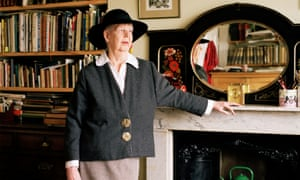 Shirley Hughes photographed at home in London by Kate Peters