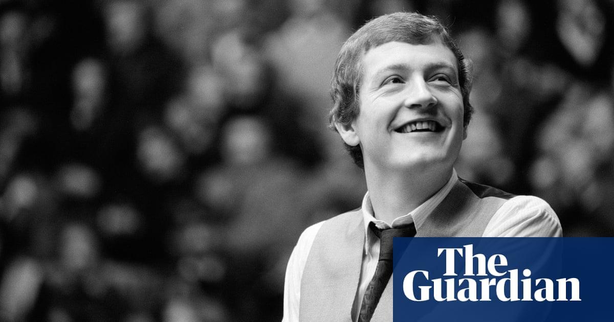 When Steve Davis won his first World Snooker Championship 40 years ago