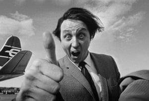 Buck-toothed Liverpudlian comedian Ken Dodd