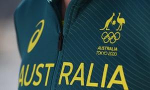 Australian Olympic team uniforms