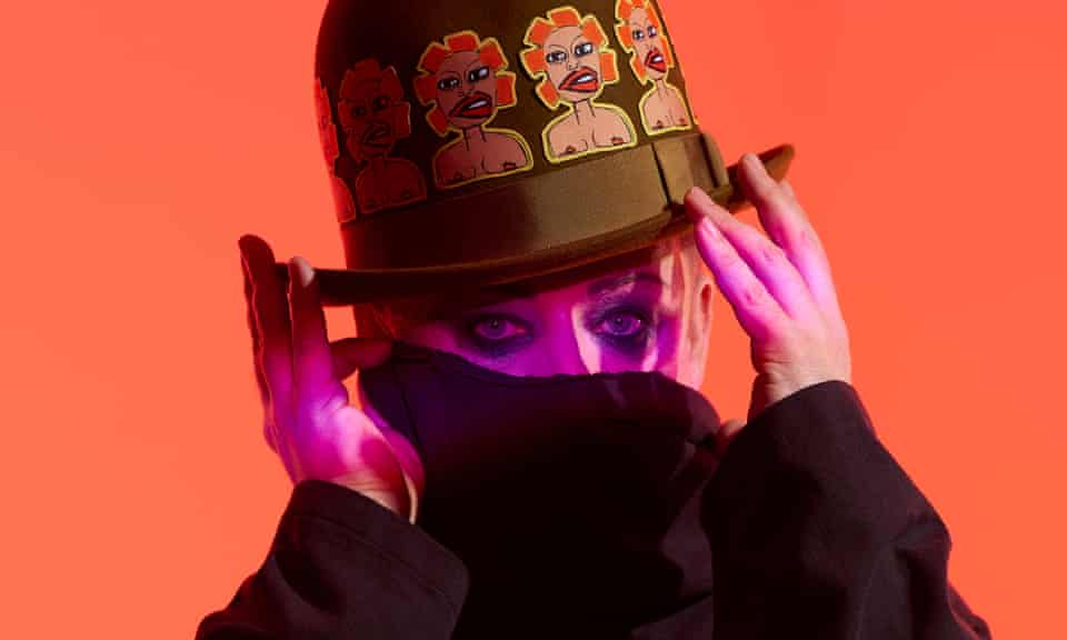 'I'm not interested in nostalgia': Boy George.
