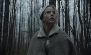 Anya Taylor-Joy as Thomasin in The Witch.