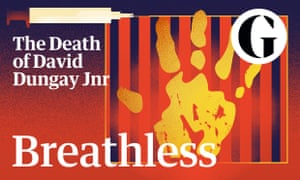 Breathless the death of David Dungay Jnr podcast