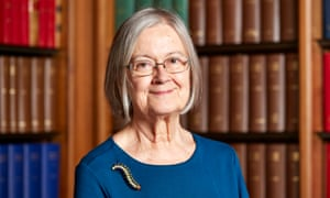 Lady Hale, president of the supreme court.