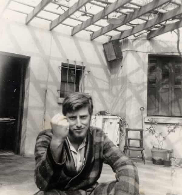 Ariel Dorfman in 1964.