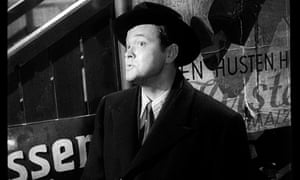 An Arena programme about The Third Man, starring Orson Welles – a big Yentob favourite.