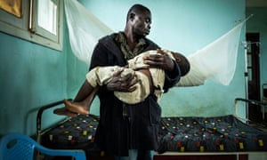 An image from the award-winning sleeping sickness in Democratic Republic of Congo feature.
