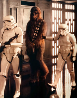 Peter Mayhew in Star Wars: Episode Iv - A New Hope (USA 1977)