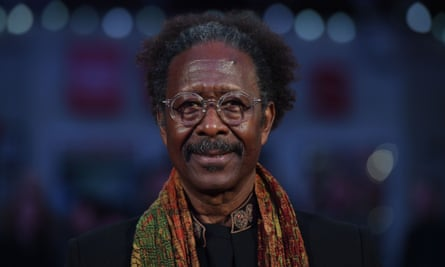 Actor Clarke Peters.