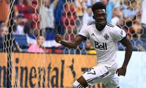 When it all goes right': Canada's Alphonso Davies is living