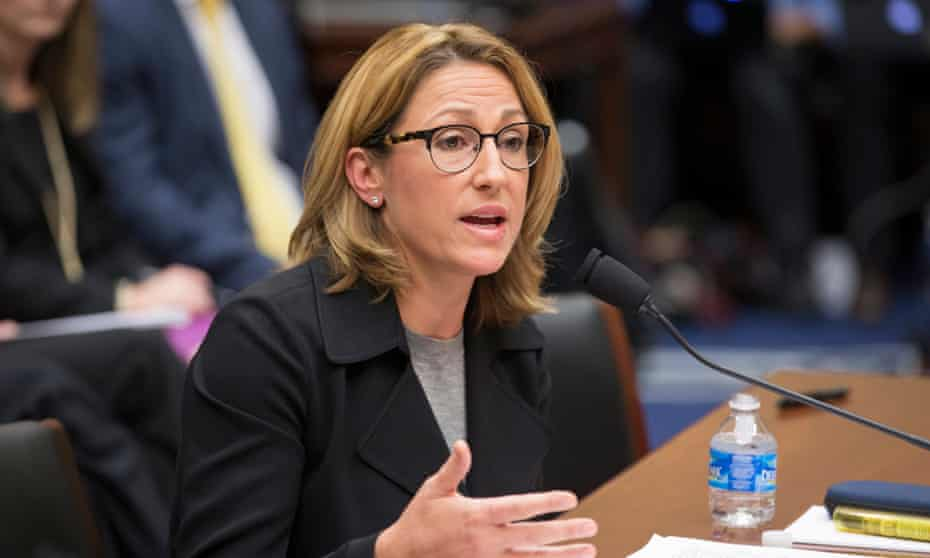 House Oversight and Government Reform Committee hearing on reviewing the rising price of EpiPensepa05551255 Mylan Inc. CEO Heather Bresch testifies at the House Oversight and Government Reform Committee hearing, 'Reviewing the Rising Price of EpiPens', on Capitol Hill in Washington, DC, USA, 21 September 2016. Mylan has been accused of cornering the market and raising prices beyond a reasonable level. EPA/MICHAEL REYNOLDS