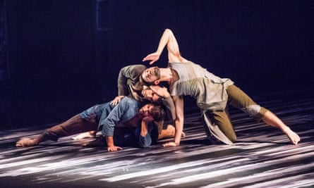 Intimate and intricate … Harbor Me by LA Dance Project at Sadler's Wells.