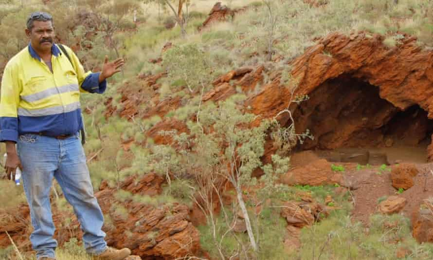 Juukan Gorge site