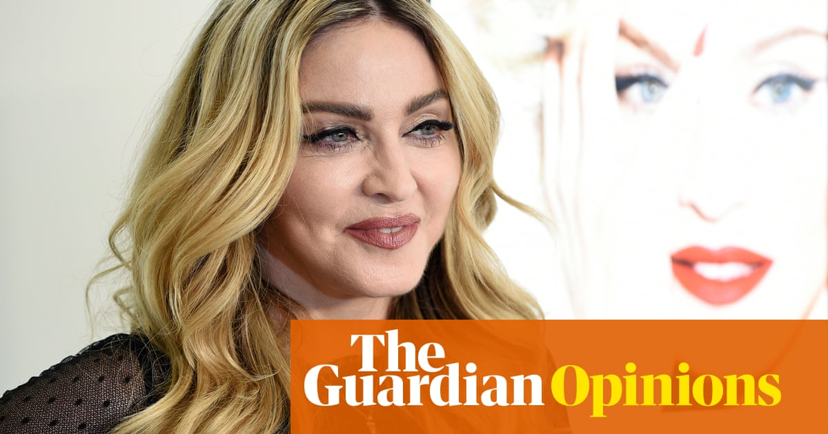 Express yourself: why Madonna directing her own biopic isnt as ominous as it sounds