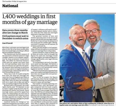 The Guardian, 22 August 2014.