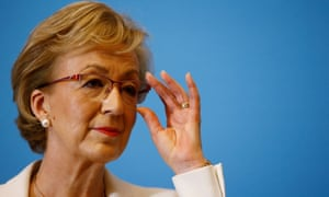 Andrea Leadsom began the week admitting to smoking cannabis and ended it out of the leadership race.
