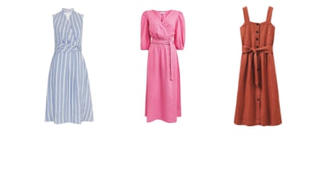 The 10 best linen dresses – in pictures
