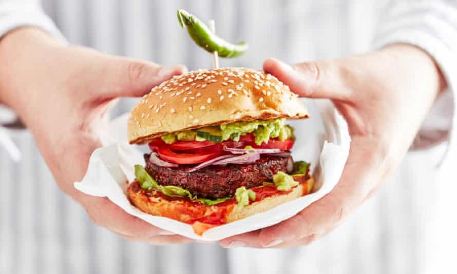 Iceland's No Bull jalapeño burger is part of its new vegan range.