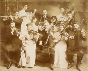 Morningside District Ensemble, Edinburgh, 1908
