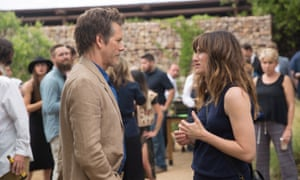 Kevin Bacon and Kathryn Hahn in Amazon's I Love Dick, based on the influential novel by Chris Krauss.