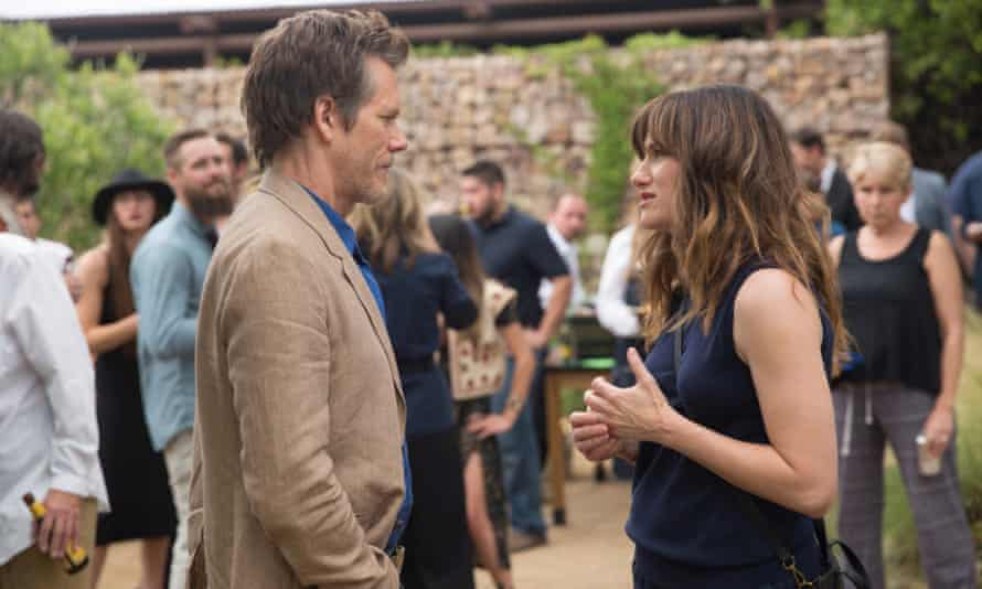 Kevin Bacon and Kathryn Hahn in Amazon's I Love Dick.