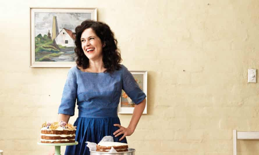 Annabel Crabb, photographed for her new book, Special Delivery.
