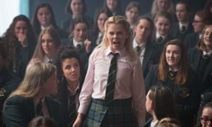 Derry Girls … a breath of fresh air.
