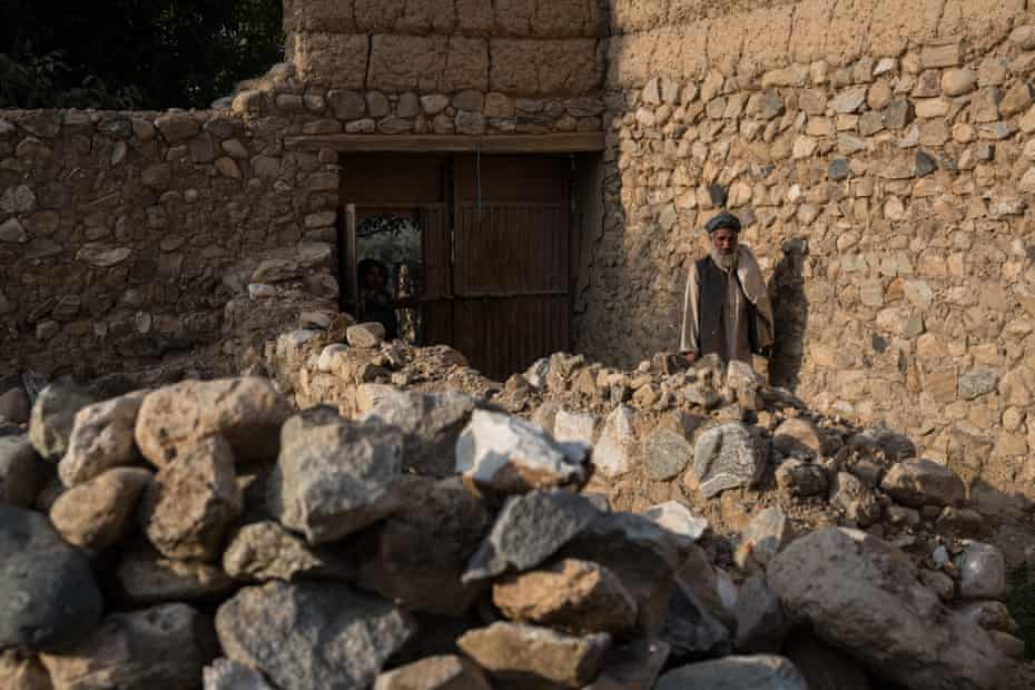 Pekha village, Achin district, Nangarhar is now government held, but has changed hands often over the last years - from Taliban control until 2015, to IS control.
