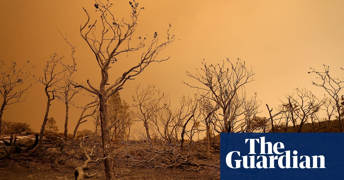 Why are California wildfires so bad? An interactive look | World news | The Guardian