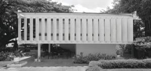 Kenneth Scott: Scott House, Accra, Ghana, 1961