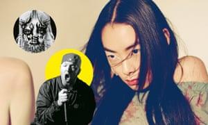 From left: Poppy; Limp Bizkit; Rina Sawayama