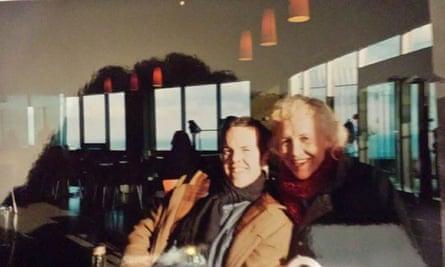 Joshua Hewitt and Karen