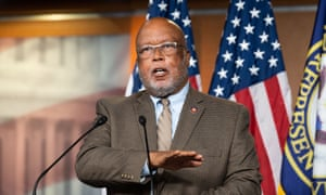 Bennie Thompson, the chairman of the House committee on homeland security, says in his lawsuit that Trump and his allies violated the Ku Klux Klan Act of 1871.