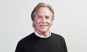 Don Johnson photographed by Suki Dhanda for the Observer New Review.