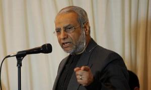 Grand mufti Ibrahim Abu Mohammed