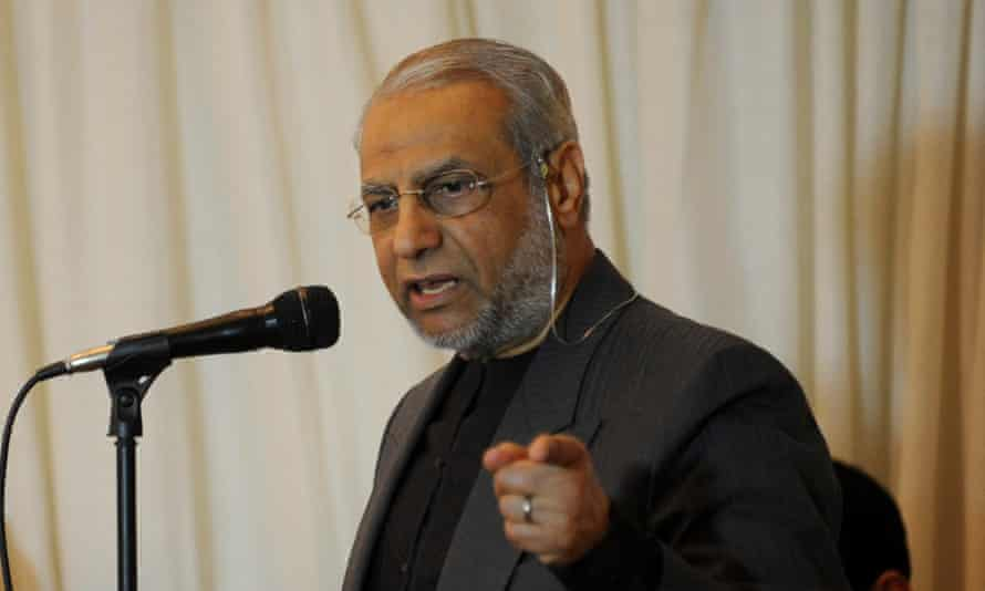 Dr Ibrahim Abu Mohammad: 'I personally elected him in the previous elections. But believe me, I will not repeat this mistake again.'