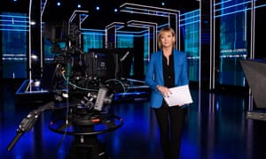 ITV's Julie Etchingham will host a debate between Johnson and Corbyn in front of a studio audience tonight.