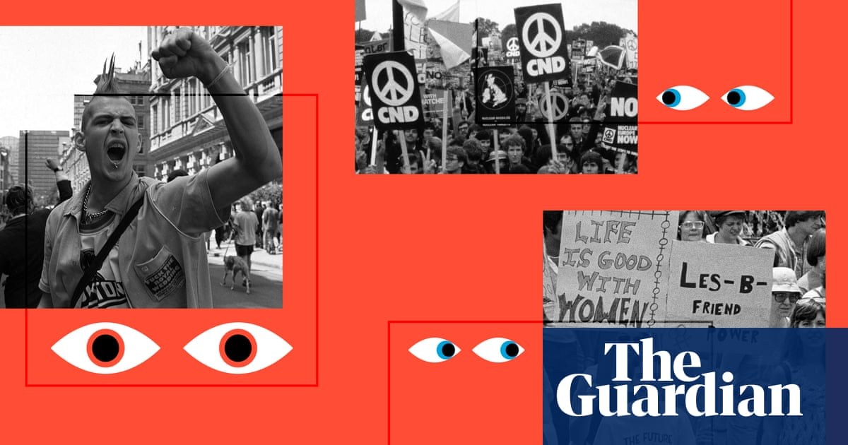 UK political groups spied on by undercover police – the list