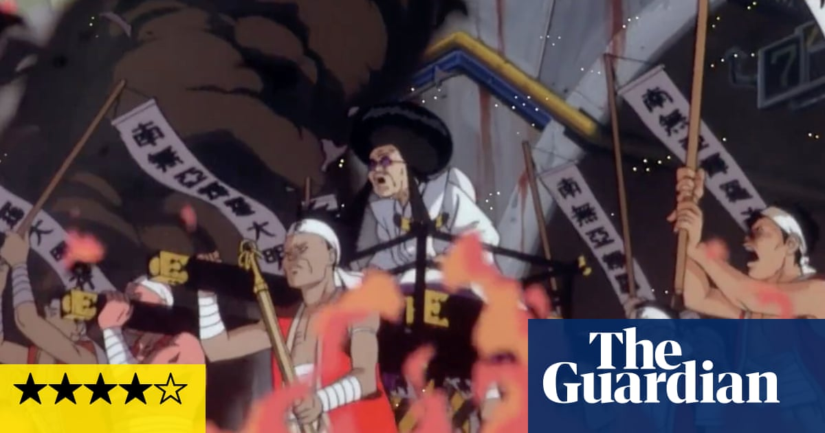 Akira review – apocalyptic animes startling message of global annihilation