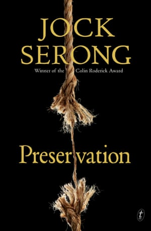 Cover image for Preservation by Jock Serong