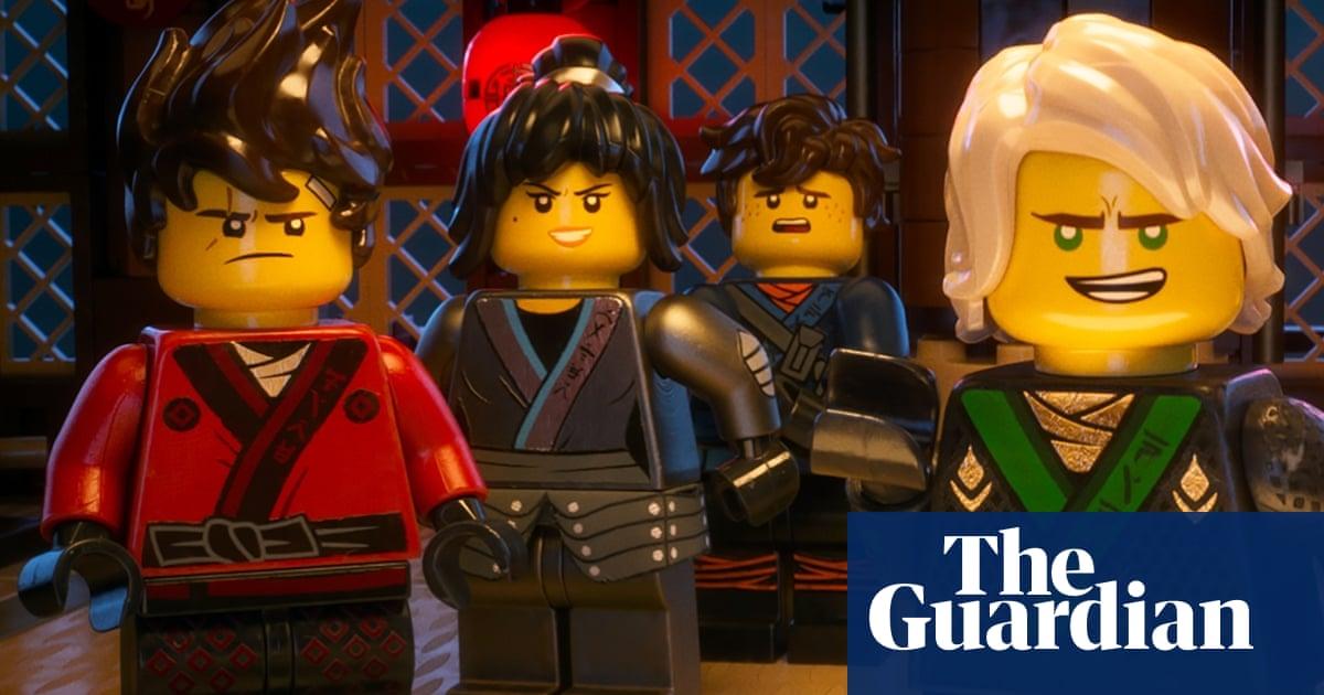 The Lego Ninjago Movie Karate Kicks Blade Runner 2049 Off Top Of The