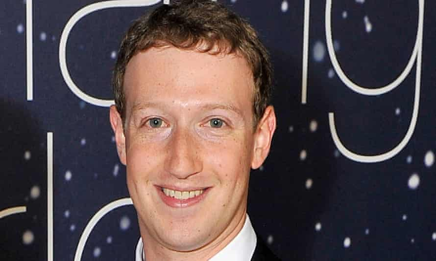 Facebook founder Mark Zuckerberg said the web was all about 'moving fast and breaking things'