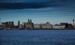 Liverpool's historic waterfront is a Unesco world heritage site.